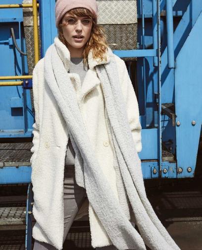 De teddy jas blijft ook deze winter onze favoriet!